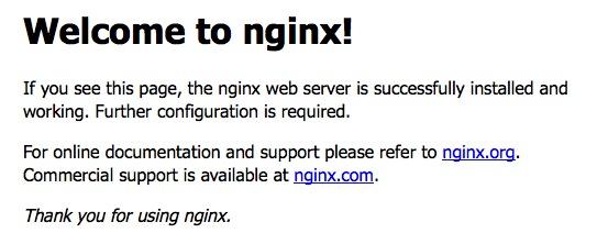 welcome-nginx